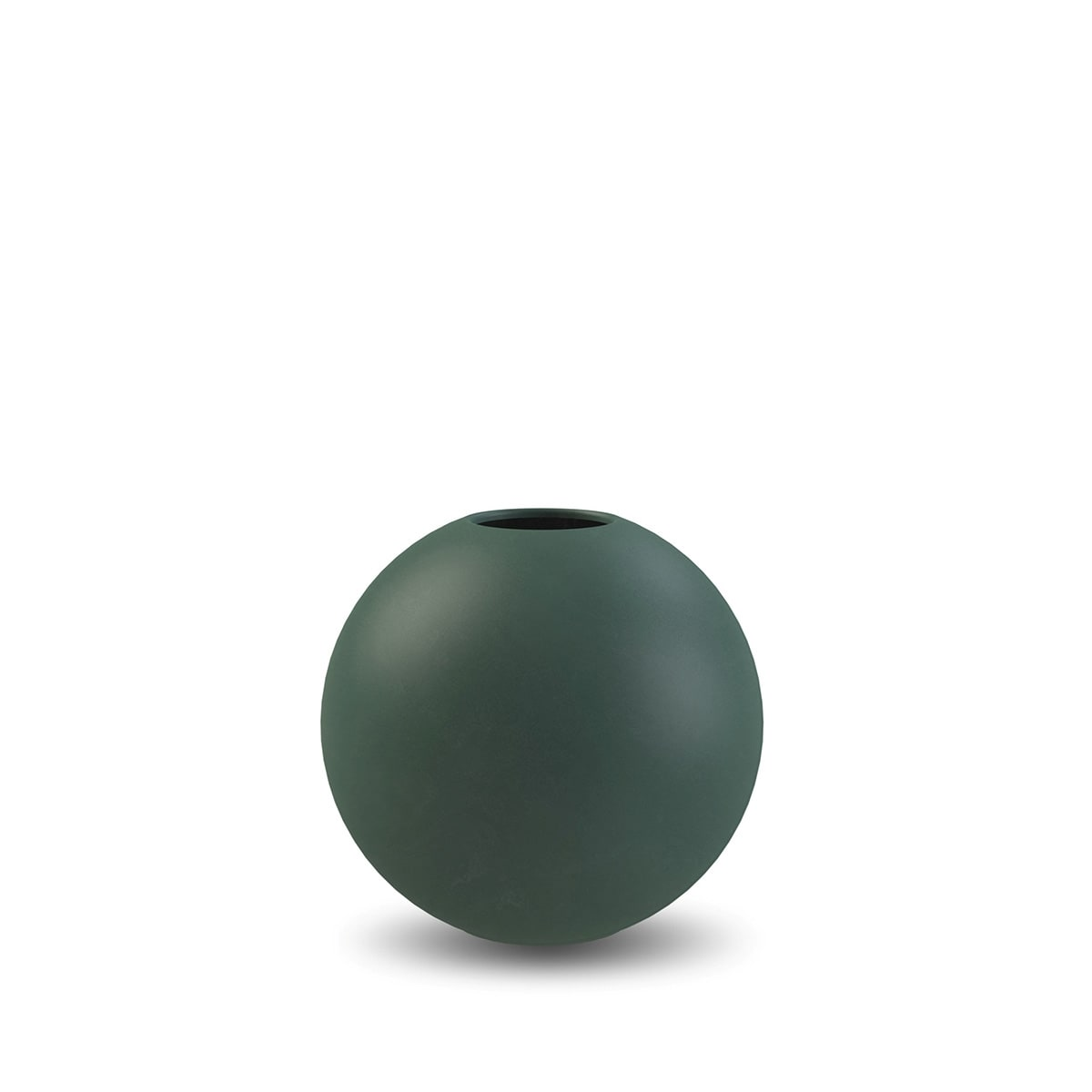 Vas Ball 8cm Dark green