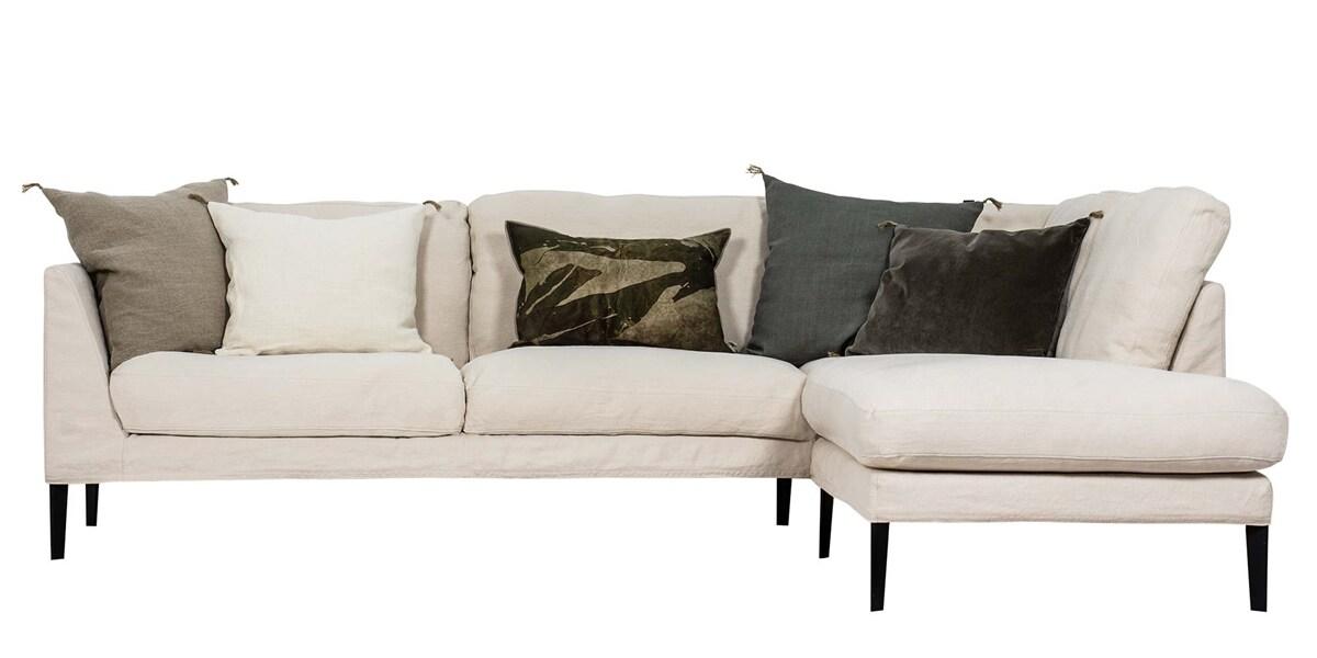 Välkända Modulsoffa 85 - 3-sits + divan | Norrgavel TM-48