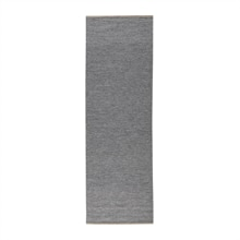 Matta Plain Grey 80x250cm Norrgavel