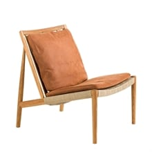 Easy Chair Ek olja Skinn Dunes rust
